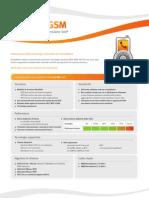 Techsheet Sheet - PrivateGSM VoIP