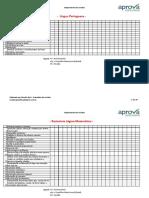 Mapeamento Dos Estudos TRT 11 Analista Administrativo
