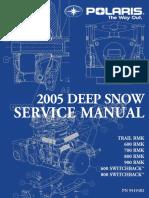 Polaris Trail 600-RMK Switchback Service_Manual_2005