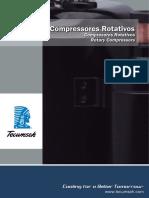 Compressores Rotativos Tabela de Aplicao Website