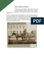 Pembina Historic Metis Community