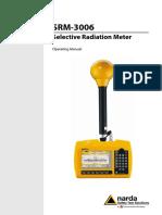 Srm3006 Manual Narda