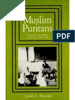 James L. Peacock-Muslim Puritans_ Reformist Psychology in Southeast Asian Islam -University of California Press (1978)