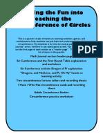circumference activities