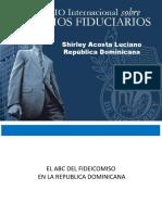 El ABC Del Fideicomiso en La Republica Dominicana