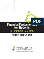 Financial Fundamentals Student Guide