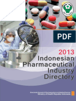 Indonesia Pharmaceutical Industry Directory 2013s
