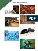 Menerapkan Ragam Hias Pada Tekstil