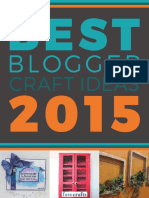 Best Blogger 2015