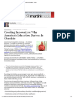 Creating Innovators_ Why America's Education System is Obsolete - Forbes