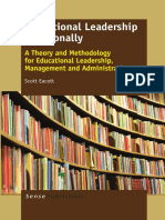 Educational Leadership Relationally