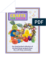Crafts for Easter Blogger Edition 2009