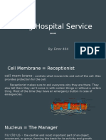hospital cell