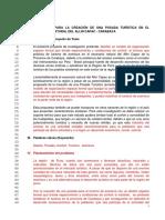 PROPUESTA PARA LA CREACIÓN DE UNA POSADA TURÍSTICA EN EL ESCENARIO NATURAL DEL ALLIN CAPAC - CARABAYA.pdf