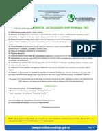 Requisitos Vba Auto Aceite alcaldia de san diego carabobo