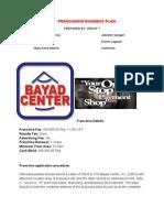 Document_207 - Franchise Disclosure | Franchising | Insurance