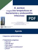 S. Aureus Bacteriemia y EI - Tratamiento