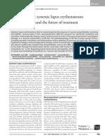 NPSLE Patfis and Future Treatment