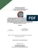 Análisis Descriptivo de La Norma Internacional de Contabilidad Nº 38 (Activos Intangibles) Con Su Respectiva Seccion 18 de La Niif Para Pymes