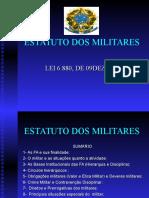Estatuto Dos Militares.ppt
