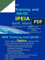 NDE Trainning QA_QC