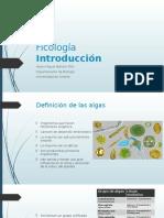 Ficología 1
