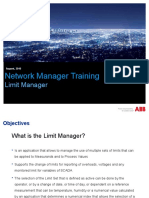 Limit Manager - English