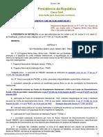 Decreto Nº 7499