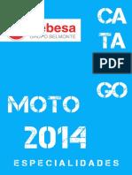 Catalogo Especialidades Junio 2014