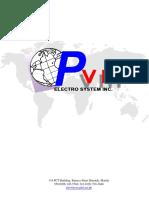 PVM Company Profile