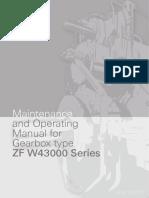 00 ZF Man GT 43000 Series