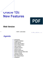 OK New Features Julian Dyke Oracle12c