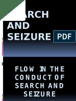BJMP Search and Seizure