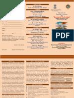 Geospatial Technology Workshop Broucher