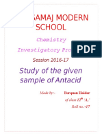 IP on Antacids