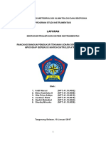 Perancangan Sistem Pengukur Tekanan Udara Dengan Sensor MPX5100 Berbasis Mikrokontroler ATMega16. (REV)Docx