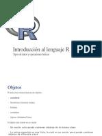 Introduccion a R(1)