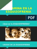 Dopamina en La Esquizofrenia