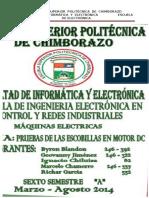 Maquinas Electricas (Proyecto Final)