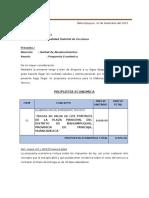 Propuesta Economica Municipalidad