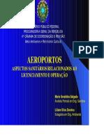 Aspecto Sanitários Relacionados ao licenciamento e operação de Aeroportos.pdf