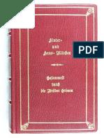 GrimmKinderUndHausmaerchen1-1812