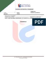 Formato de Practicas y Examenes