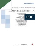 Memoria Descriptiva Sap - Tual