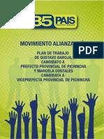 Plan de Gobierno 2014