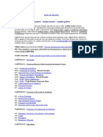 Index Da Apostila Curso de Acoes document