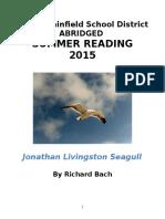 Abridged Summer Reading 2015 Hs(1)