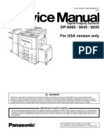DP-8060 ServiceManual Ver.1.4