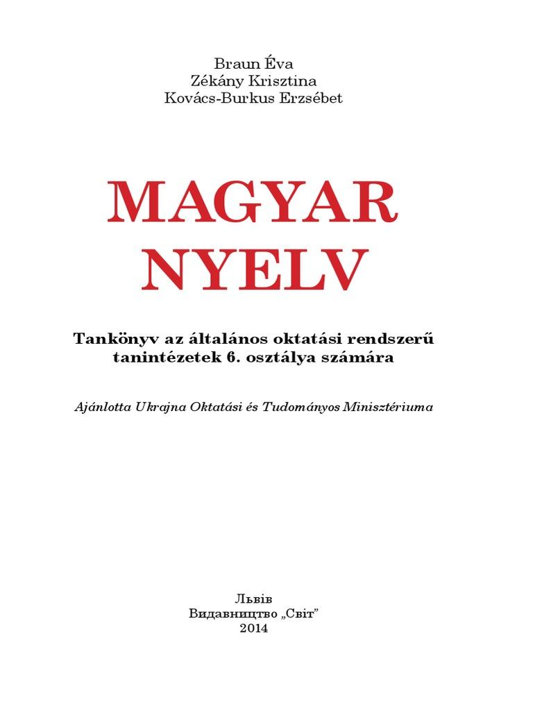 Magyar Nyelv (2014 b7e1442f6e