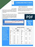 Consumer Price Index -Nov 16.Docx